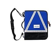MULTI Einsatz Organizer DIN A4 PLANE 28 x 6 x 37 cm, Farbe:Blau preisvergleich bei billige-tabletten.eu