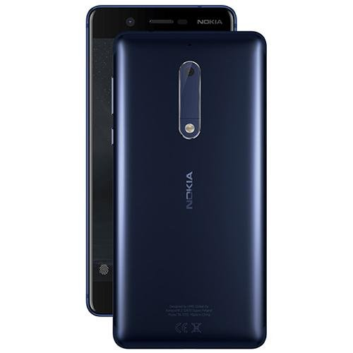 Nokia 5 (Tempered Blue, 16 GB) (2 GB RAM)