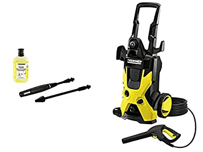 Karcher Cold water pressure washer k5 kit home from Karcher