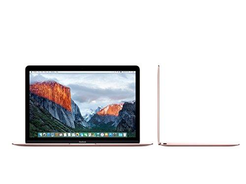 41aLHkNSxuL - [eBay] MacBook 12″ (2016) Roségold 512GB 1.2GHz Intel Core m5 für 1154€ statt 1398€