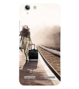 Perfect Print Back Cover For Lenovo Vibe K5 Plus
