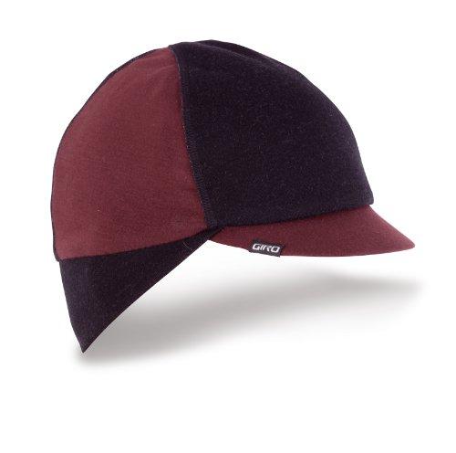 CMP FahrradMütze Merino Winter Wool Cap, Red/Black, S/M, 265004003 Merino Winter Cap