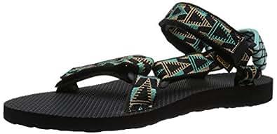 Teva Men's M Original Universal Open Toe Sandals, Black (Mpbc), 7 UK 40 1/2 EU