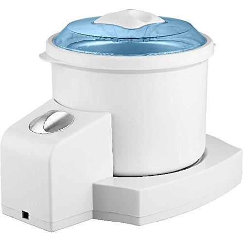 4in1 Eismaschine, Frozen Jogurt-Milchshake Maschine Flaschenkühler Gino Gelati IC-70W