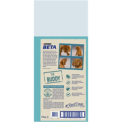 PURINA BETA Puppy Dry Dog Food with Chicken, 14 kg