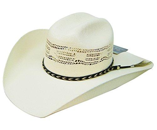 modestone-taditional-bangora-breezer-straw-sombrero-vaquero-horse-hair-hatband-white