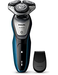 Philips S5420/06  AquaTouch Wet & Dry Men's Electric Shaver with Precision Trimmer
