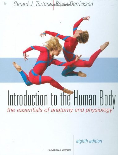 Introduction to the Human Body by Gerard J. Tortora (2009-01-13)