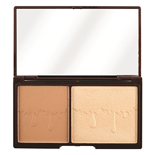 Make-up-palette Bronze (I Heart Chocolate - Make Up Palette - Bronze and Glow)