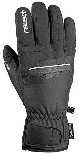 Reusch Herren Frank Gtx Handschuhe, Black/White, 9