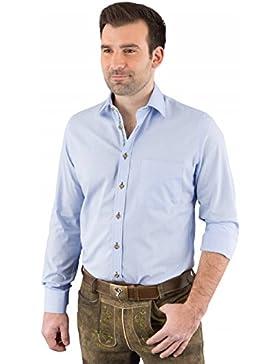 Arido Trachtenhemd Herren Langarm 2885 1494 53 43