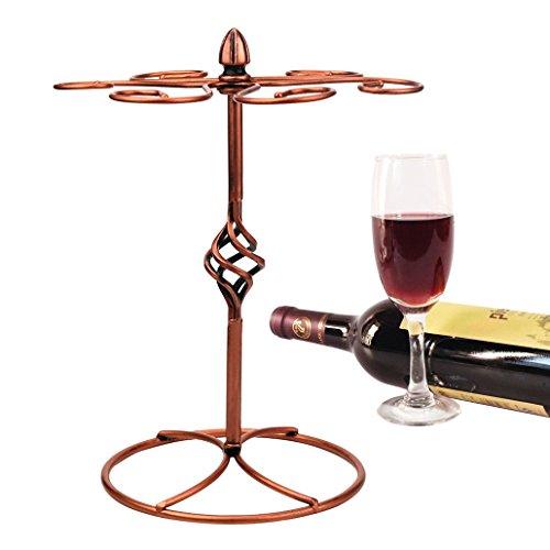 Sayou Weinglashalter / Weinglashalterung / Weinregal / Glas Halter Mit 6 Haken