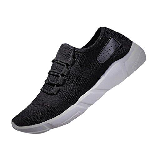 Sky Herren Outdoor Fitnessschuhe, Schwarz - Schwarz - Größe: 42 Größe 4 Baby Boy Nike Schuhe