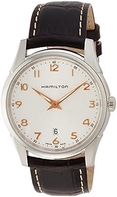 Hamilton H38511513 Jazzmaster Thinline Reloj Hombre