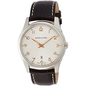 Hamilton Reloj Analogico para Hombre de Cuarzo con Correa en Cuero H38511513