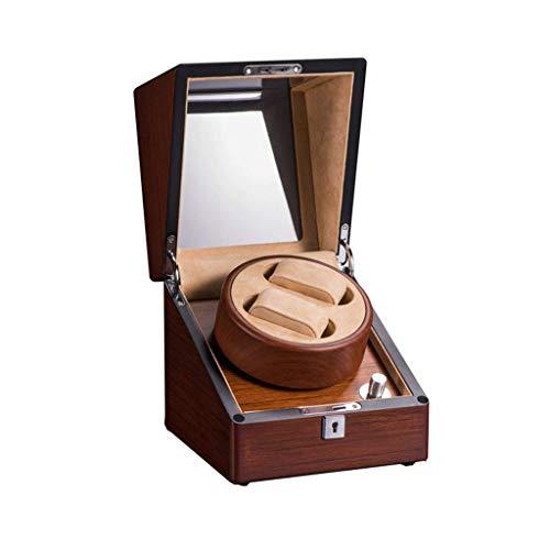 JBP Max Watch Winder Shake Tischgerät Shaker Chord Watch Mechanische Form Tisch Automatische Wickel Haken Tisch-Tischrahmen Box-Aufbewahrungsbox (Lackierte Aufbewahrungsbox)