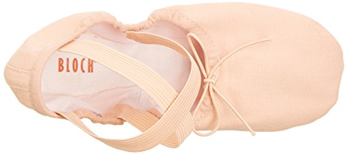 Bloch  Pump,  Damen Tanzschuhe Rose
