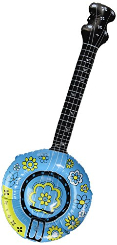 Party aufblasbar – Banjo (35 cm x 88 cm)
