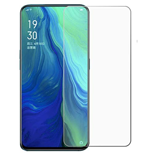Rexez Oppo Reno Tempered Glass Screen Protector For Oppo Reno