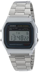 Casio A-158WA Orologio Vintage from Casio