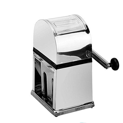 ufengke® Hohe Qualität Edelstahl Eiscrusher Manueller Eismühle Eishacker