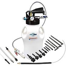 Ajuste Herramientas 10L dos manera neumático ATF aceite y líquido Extractor con 14 pcs ATF adaptadores