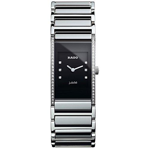 Rado R20759752 - Reloj de pulsera mujer, acero inoxidable, color plateado