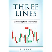 Three Lines Forecasting Forex Price Action (English Edition)