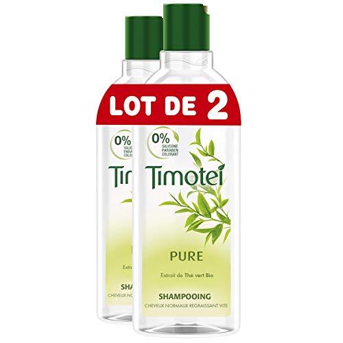 Timotei Shampoing Pure 300ml - Lot de 2