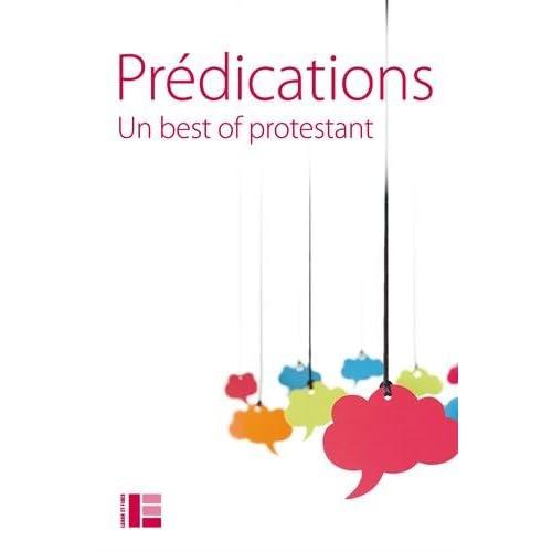 Prédications : un best of protestant: Prix suisse de la prédication 2014