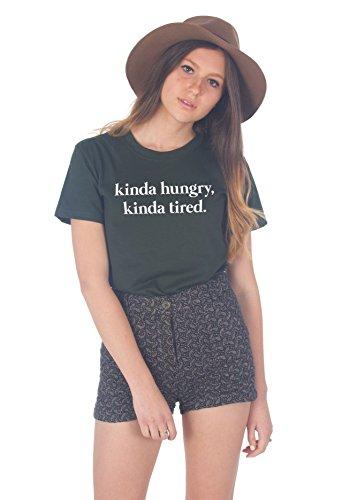 Sanfran Clothing Damen T-Shirt Grün