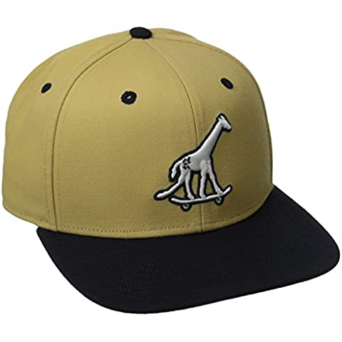 Skate Giraffe Snapback Cap british