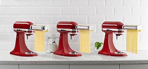 KitchenAid rksmpra 3-teilig Pasta Roller & Cutter Befestigung Set (zertifiziert aufgearbeitet)