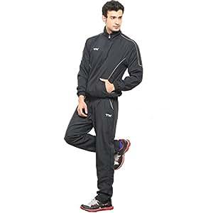 TK Sports 11385152 Bod Tracksuit, Men's 2X-Large (Black)