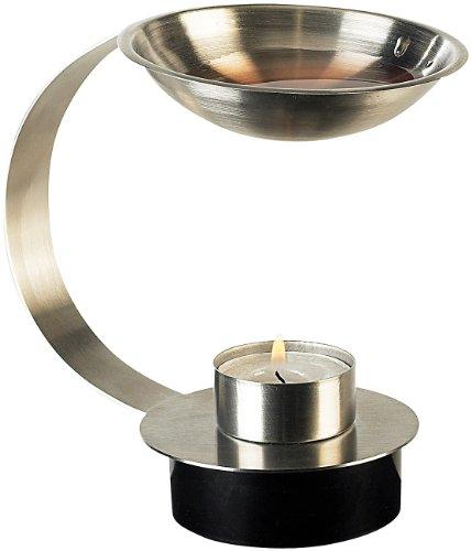 Britesta Duftöllampe: Edelstahl-Duftlampe inklusive Teelicht, Teelichthalter Ø 39 mm (Duftöl Teelichthalter)