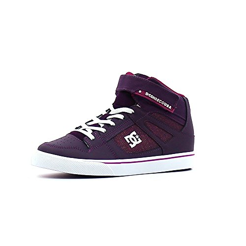 Shoes Baby-mädchen Baby Dc (DC Kinder Sneaker Spartan High EV Sneakers Girls)