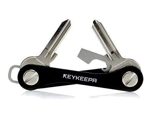 KEYKEEPA - Der Schlüssel Organizer MADE IN GERMANY - für bis zu 16 Schlüssel,...