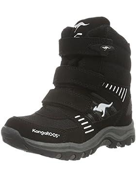 KangaROOS Barry Unisex-Kinder Schneestiefel