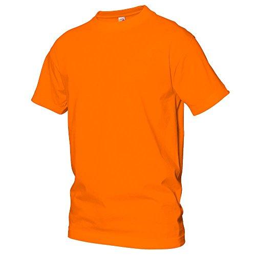 Logostar - Basic T-Shirt - Übergrößen bis 15XL Orange