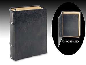 Signes Grimalt - Boite-livre avec double-fond secret, 27 cm 28686SG