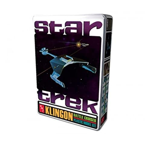 1/650 Klingon Battle Cruiser Special Edition Tin [Toy] (japan import)