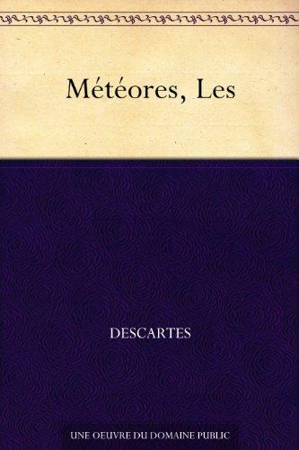 Couverture du livre Météores, Les
