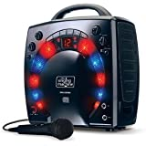 Singing Machine SML-283 Portable CD-G Karaoke Player and 3 CDGs Party Pack