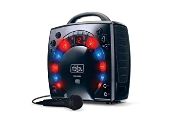 Singing Machine SML283BK Impianto Per Karaoke Portatile Con ...