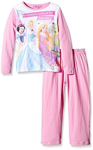 Disney Princess-Pigiama Bambine e ragazze    rosa 6 anni