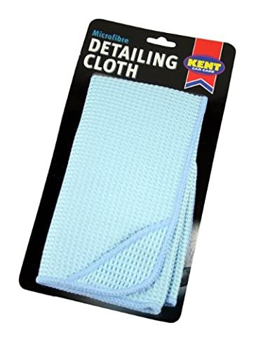 Kent Car Care GKEQ6900 Microfibre Glass Cloth - 40 x 40cm