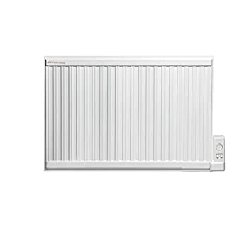 Adax APO Oil-Filled Electric Radiator/Wall Mounted Radiant Heater Thermostat. Buy Online From Solaire, Fast Delivery, 1000W