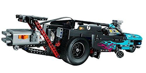 LEGO - Deportivo de máxima Potencia (42050)
