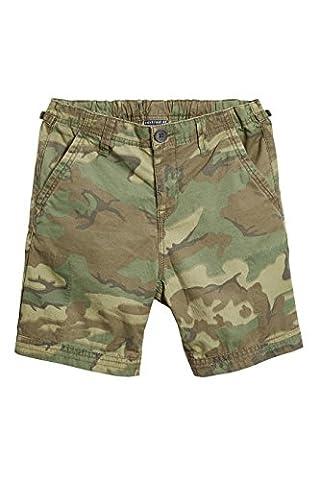 next Short style militaire (3 à 16ans) garçon Standard Camouflage 12 ans