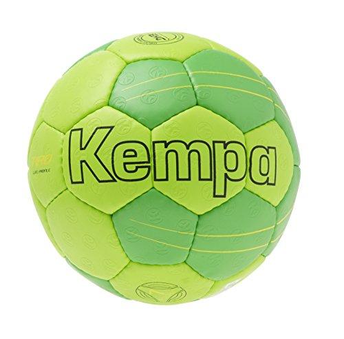 Kempa Ball TIRO LITE PROFILE, fluo grün/Grün/Gelb, 1.0